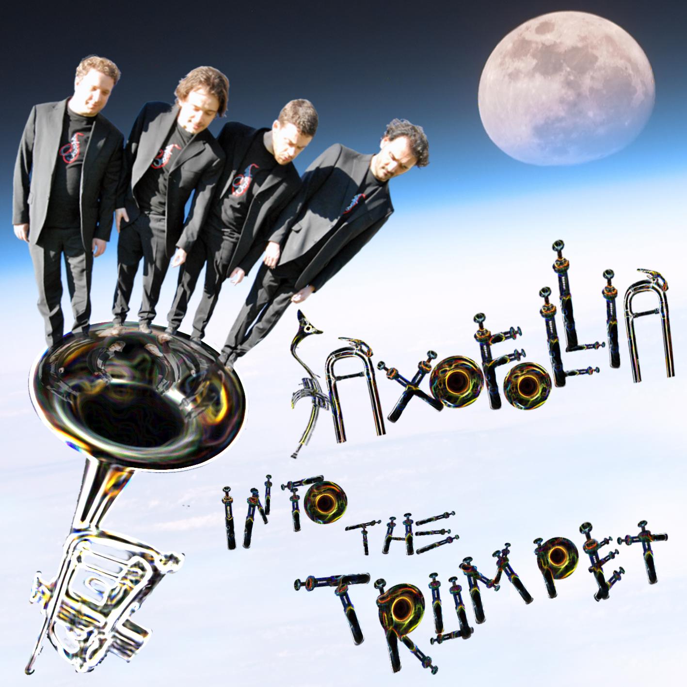 Saxofollia Into the trumpet