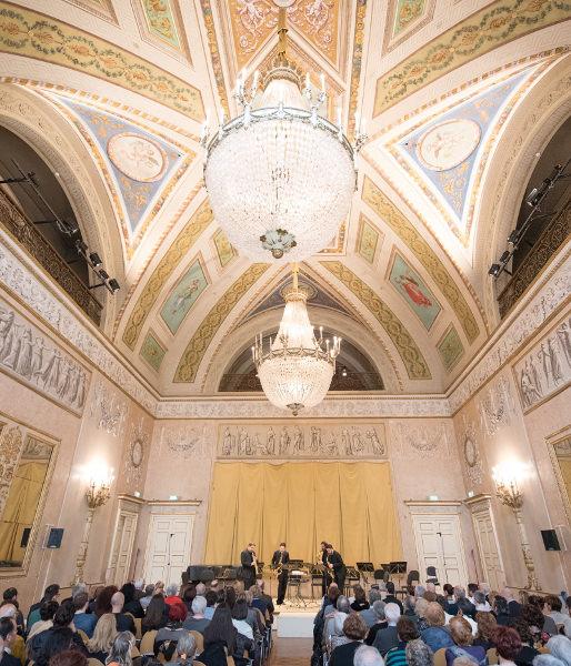 Teatro Regio Saxofollia