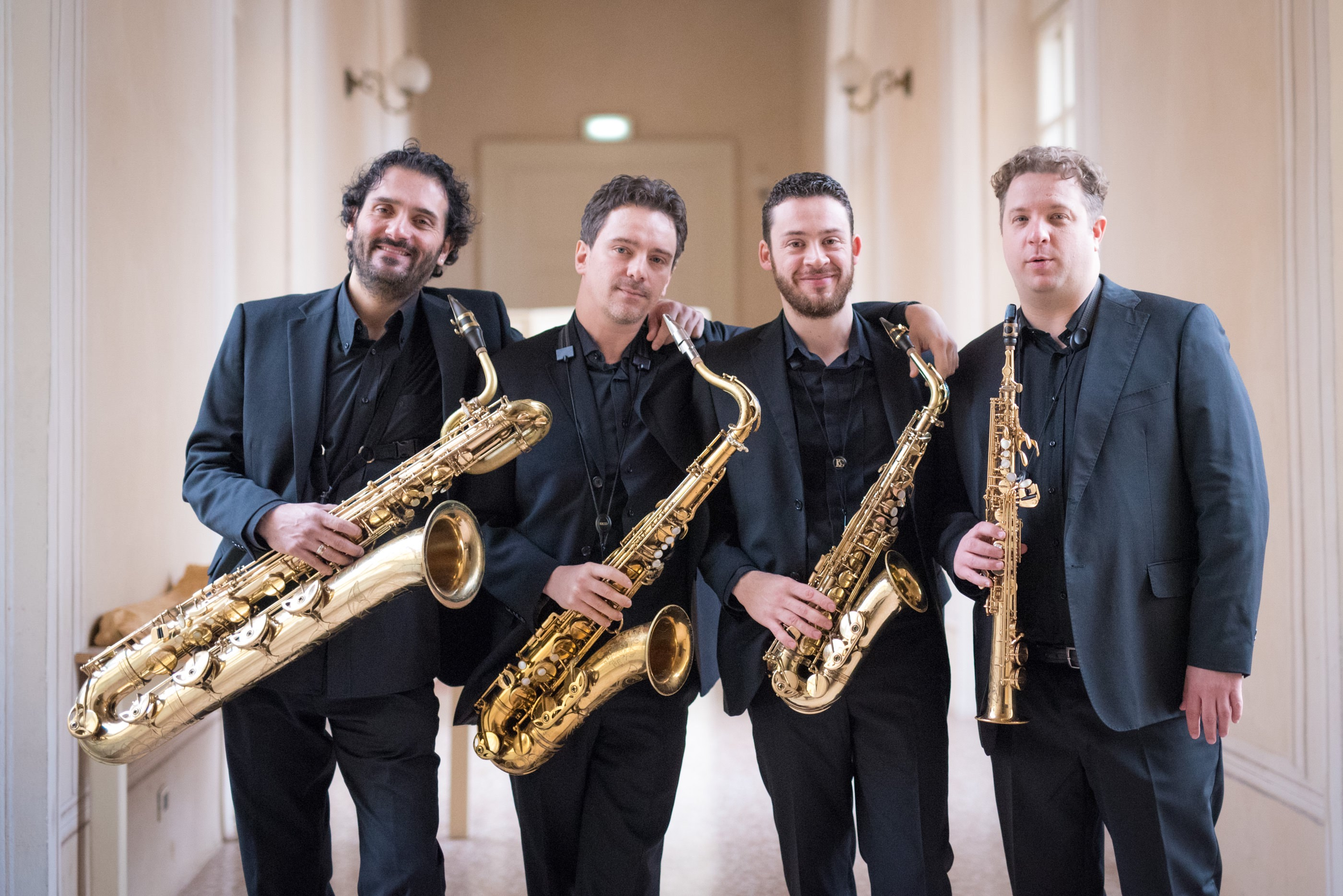 Quartetto Saxofoni Saxofollia