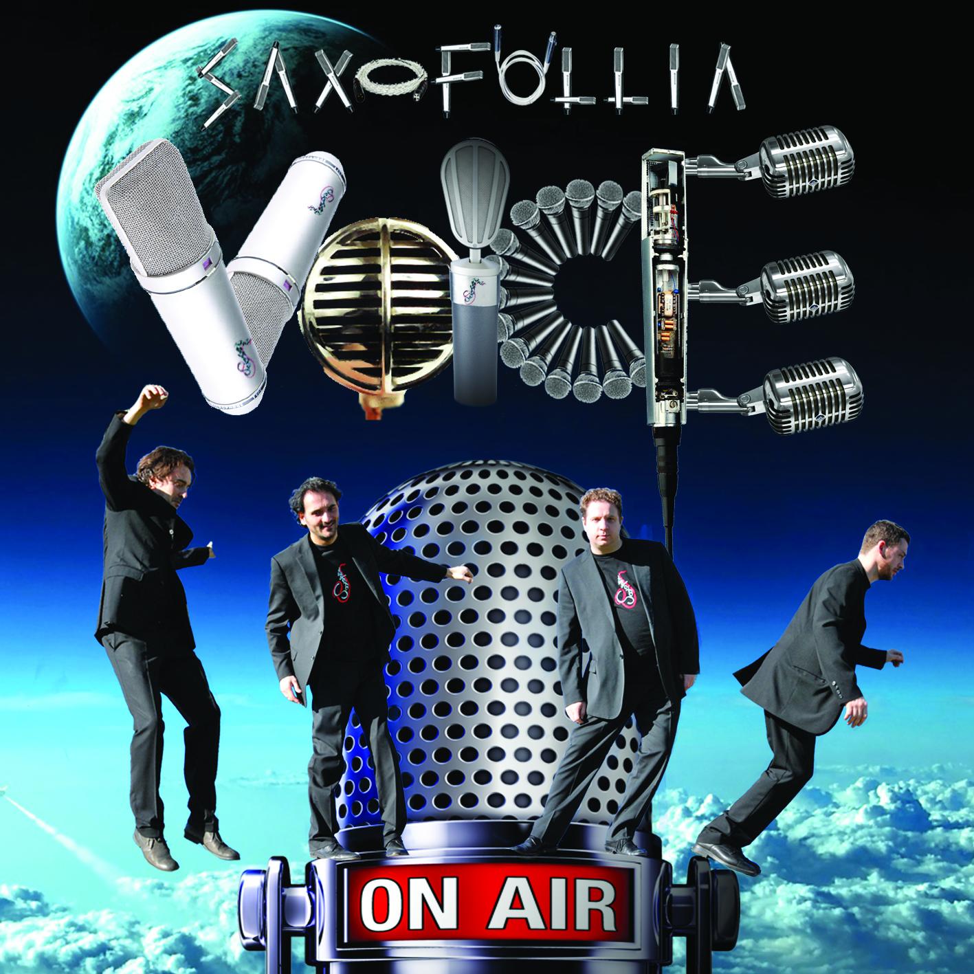 Saxofollia Voice on Air