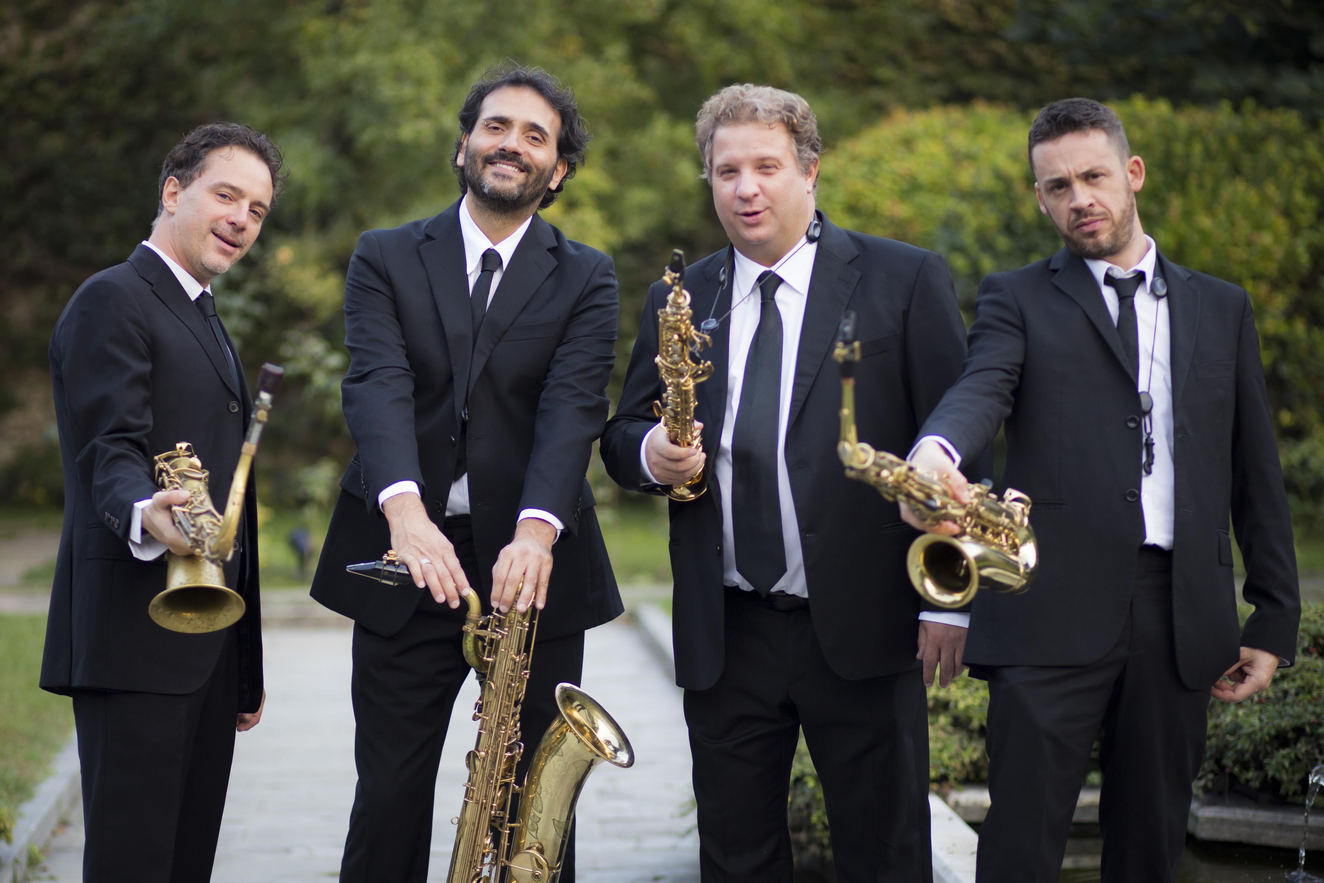 Quartetto Saxofoni