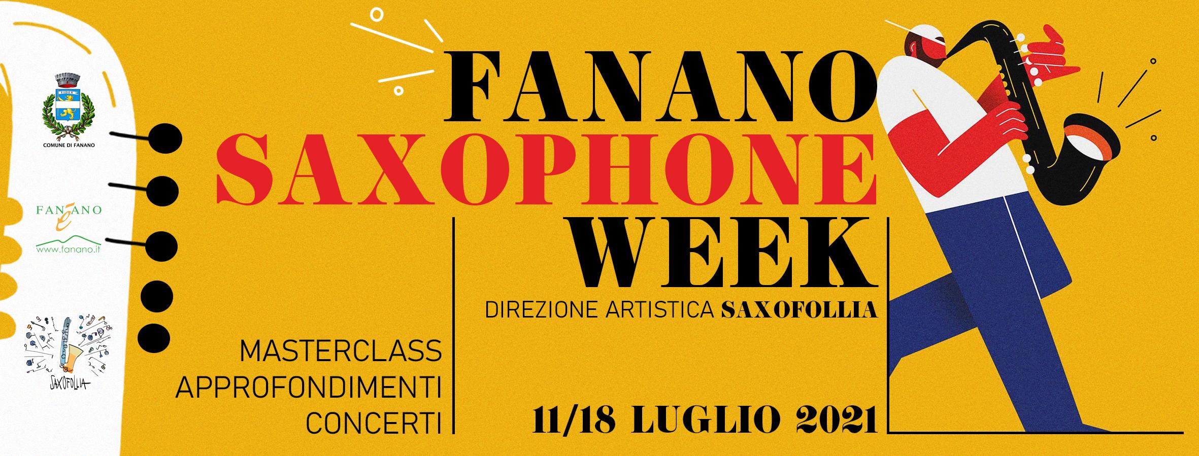 Fanano Saxophone Week